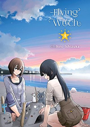 Flying Witch, Vol. 4