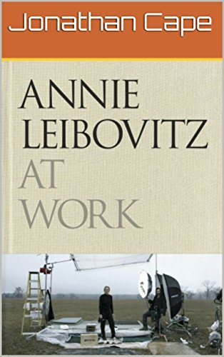 London, Annie Leibovitz at Work