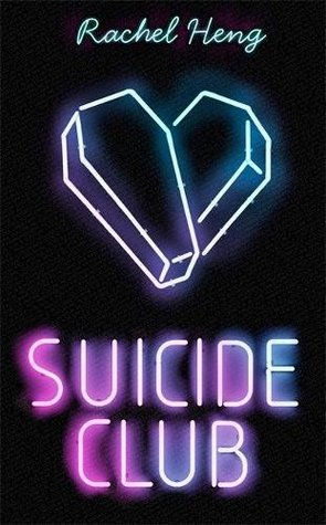 suicide club book review net galley