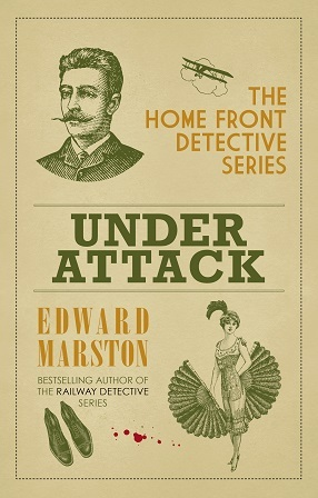 Under Attack (Home Front Detective #7)