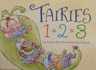 Fairies 1, 2, 3 by Liza Gardner Walsh