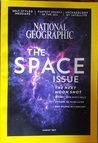 National Geographic Magazine (August 2018): The space issue