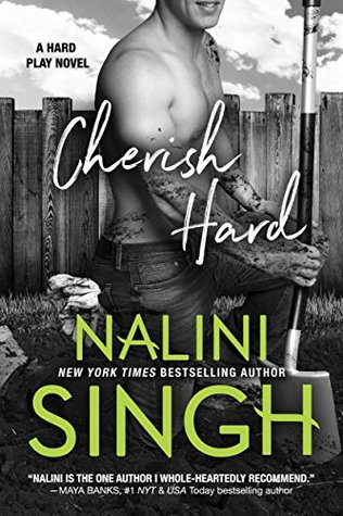 Cherish Hard (Hard Play, #1)