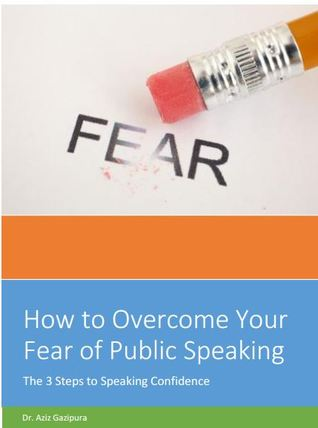 how to overcome the fear of public speaking Would you rather make a public presentation orlive through a season of the walking deadif you chose the walking dead, you aren't alone glossophobia, the fear of public speaking, is a common social phobia at some point, however, you're probably going to have to speak in front of people, so don.