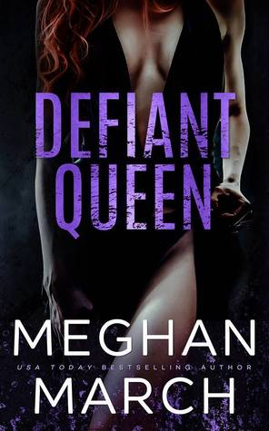 Defiant Queen (Mount Trilogy, #2)