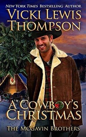 A Cowboys Christmas By Vicki Lewis Thompson