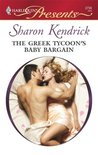 The Greek Tycoon's Baby Bargain (Greek Billionaires' Brides #1)