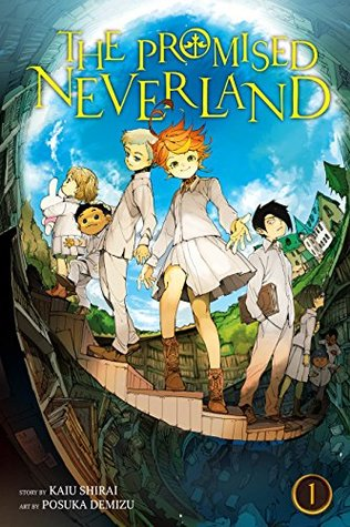 The Promised Neverland, Vol. 1: Grace Field House (The Promised Neverland #1)