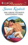 The Greek Tycoon's Convenient Wife (Greek Billionaires' Brides #2)