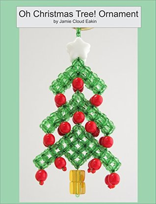 Oh Christmas Tree Beaded Ornament