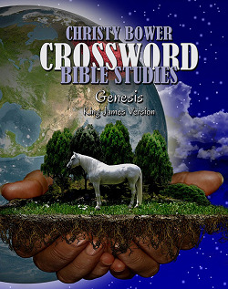 Crossword Bible Studies - Genesis by Christy Bower