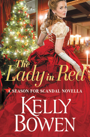 The Lady in Red by Kelly Bowen