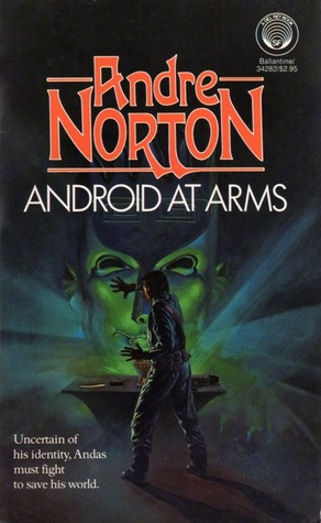 Android at Arms 978-0345342829 PDF MOBI por Andre Norton