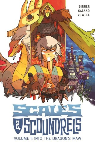 Scales & Scoundrels, Vol. 1: Into The Dragon's Maw (Scales & Scoundrels #1-5)