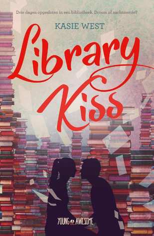 Library Kiss by Kasie West