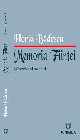 Memoria Fiinţei: poezia şi sacrul