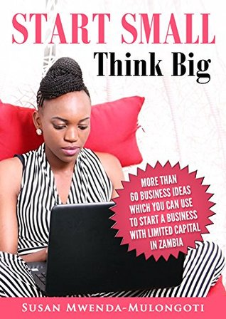 Start Small, Think Big: Over 60 Ideas You Can Use to Start a Small Business in Zambia