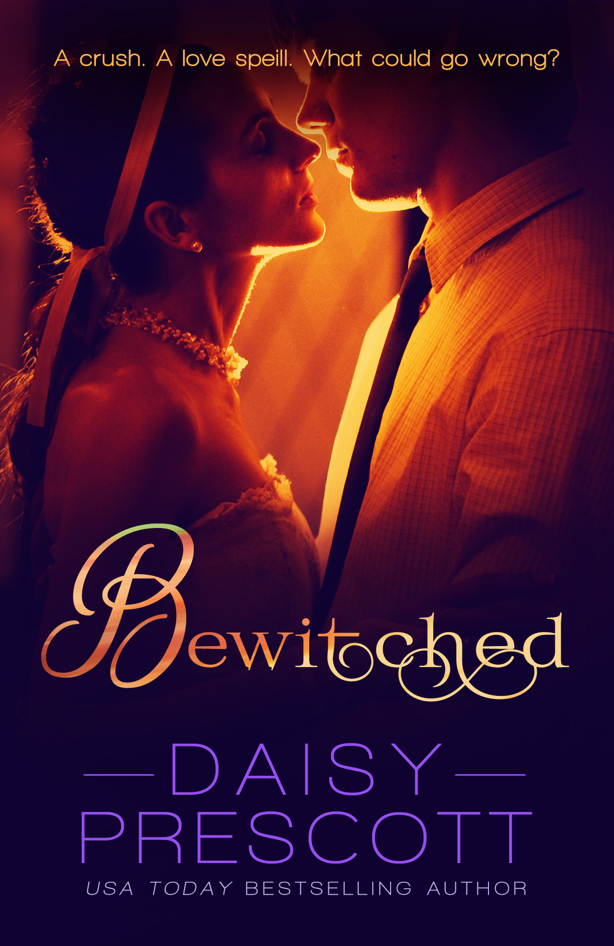 Bewitched (Bewitched, #1)