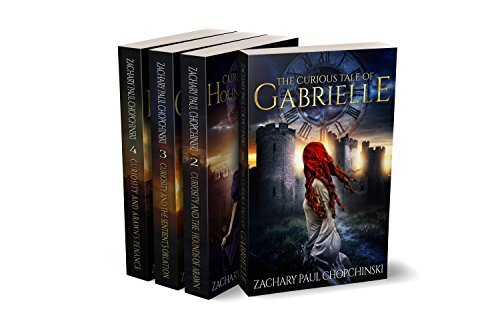 The Gabrielle Series Boxed Set: A YA Time Travel Fantasy