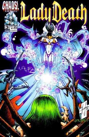 Lady Death The Crucible #3