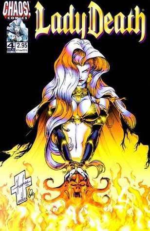 Lady Death The Crucible #4