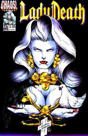 Lady Death The Crucible #5