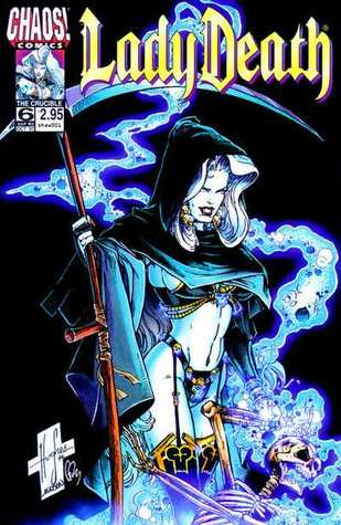 Lady Death The Crucible #6