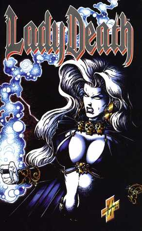 Lady Death Between Heaven and Hell #1
