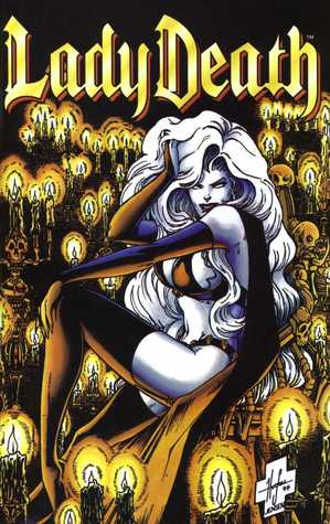 Lady Death Between Heaven and Hell #2