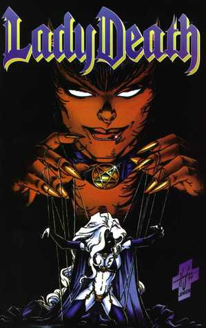Lady Death Between Heaven and Hell #3