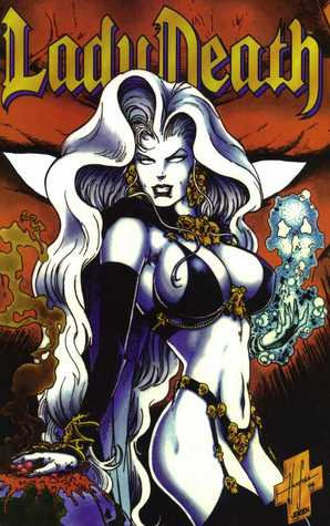 Lady Death Between Heaven and Hell #4