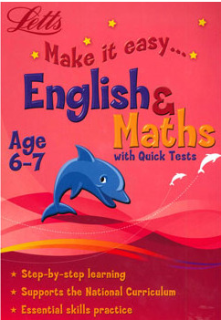 Letts - Make It Easy - English And Maths - Ages 6-7