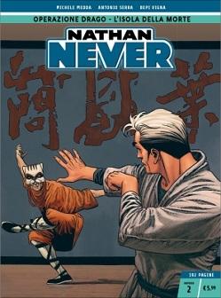 Nathan Never n. 2: Operazione Drago - L'isola della morte