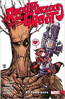 Rocket Raccoon & Groot, Vol. 0: Bite and Bark