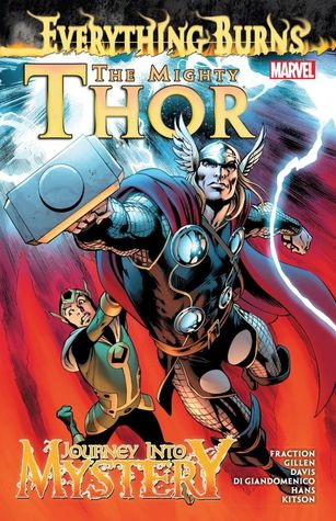 The Mighty Thor/Journey into Mystery: Everything Burns