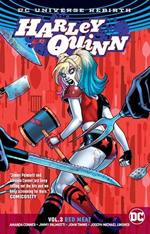 Harley Quinn, Volume 3: Red Meat (Harley Quinn (2016) #3)