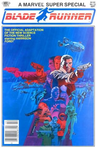 Marvel Super Special #22 Blade Runner 1st Print 1982 MArvel Comics