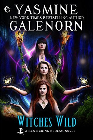 Witches Wild (Bewitching Bedlam Book 4)