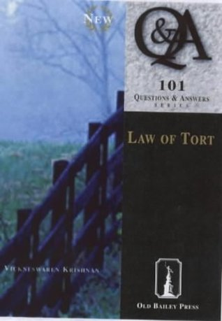 Law of Tort (101 Questions & Answers)