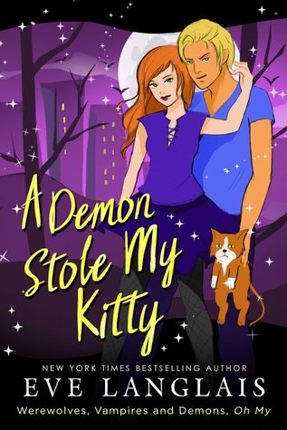A Demon Stole My Kitty