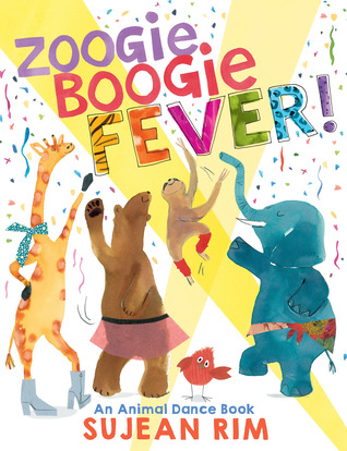 Zoogie Boogie Fever! An Animal Dance Book