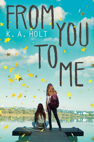 From you to me book