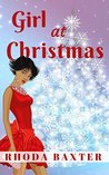 Girl at Christmas by Rhoda Baxter