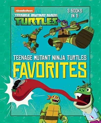 Teenage Mutant Ninja Turtles Favorites