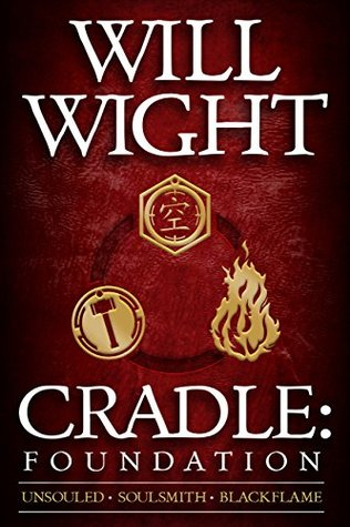 Cradle: Foundation (Cradle #1-3)