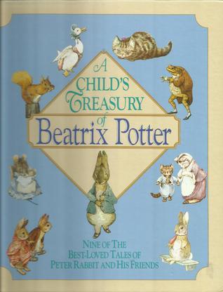 Child's Treasury of Beatrix Potter