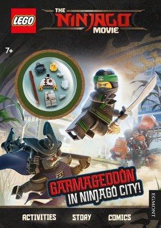The LEGO® NINJAGO MOVIE: Garmageddon in Ninjago City! (Activity Book with minifigure)