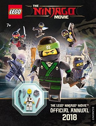 The LEGO® NINJAGO MOVIE: Official Annual 2018 (Egmont Annuals 2018)