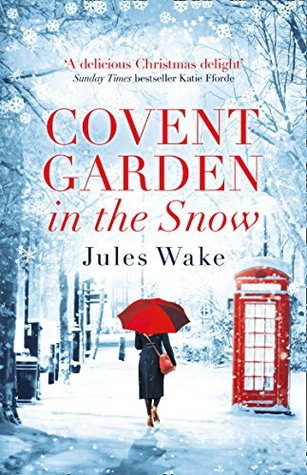Covent Garden in the Snow by Jules Wake