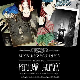 Miss Peregrine's Peculiar Children: The Graphic Novel (Issues) (2 Book Series)
